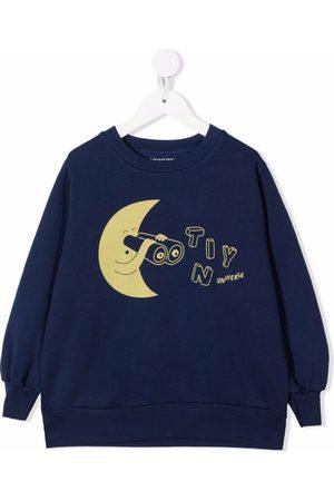 Tiny Cottons Tiny Universe print sweatshirt