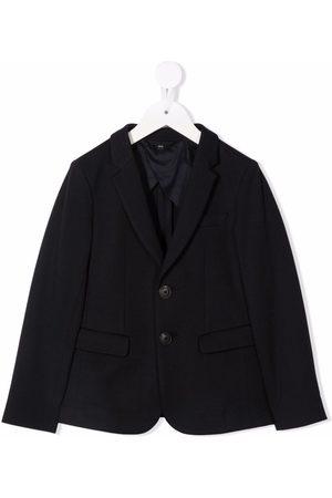 Emporio Armani Girls Blazers - Single-breasted blazer jacket