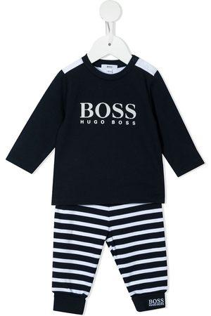 HUGO BOSS Baby Bodysuits - Logo two-piece set