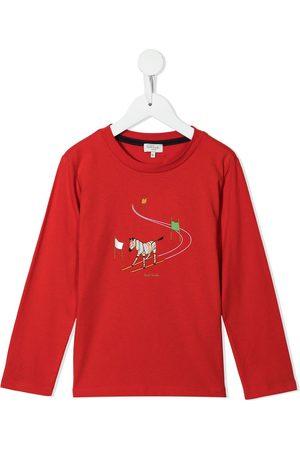 Paul Smith Horse-print T-shirt