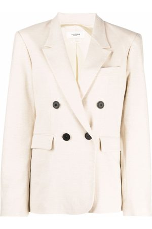 Isabel Marant Women Blazers - Double-breasted tailored blazer