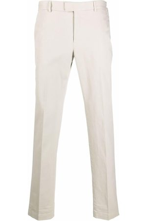PT01 Men Chinos - Jetted-pocket cotton chinos