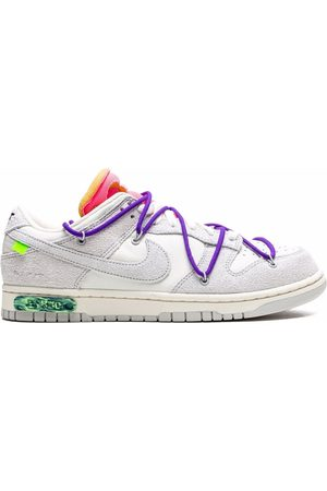 """Nike X Off-White Dunk Low """"Lot 15 of 50"""" sneakers"""