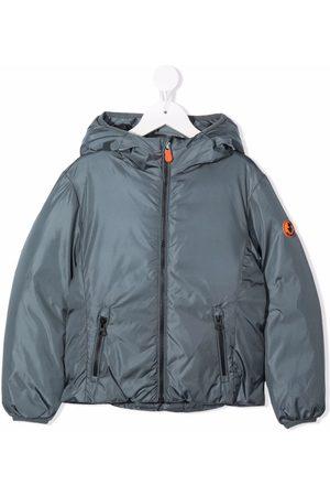 save the duck Mega hooded bomber jacket