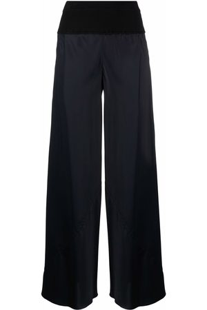Jil Sander High-waisted wide-leg trousers