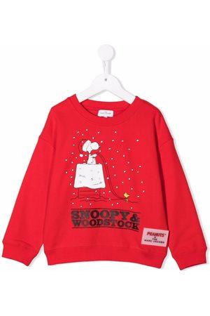 The Marc Jacobs Peanuts-print cotton sweatshirt