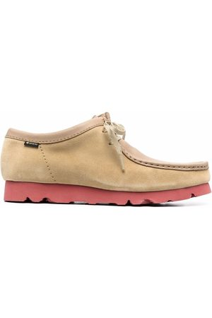 Clarks Wallabee lace-up shoes