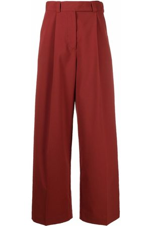 AERON Manuela high-waisted tailored trousers