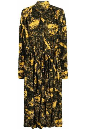 Proenza Schouler River Jersey Pleated Dress