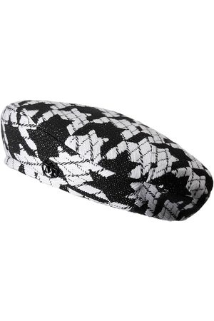 Le Mont St Michel New Billy houndstooth beret