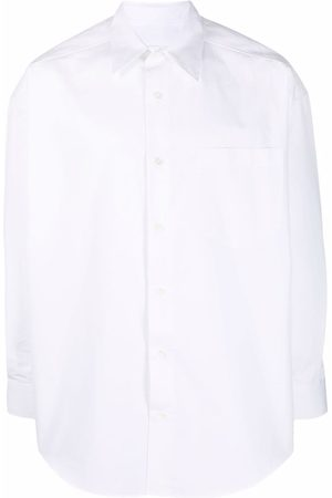 Ami Casual - Oversized button-up shirt