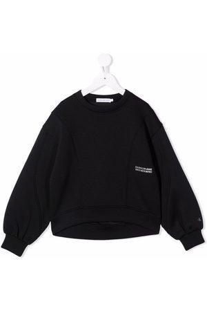 Calvin Klein Logo-print sweatshirt