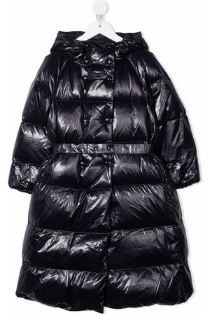 Emporio Armani Padded zip-up down jacket