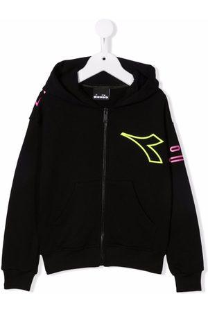 Diadora Oversized logo hoodie