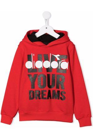 Diadora Logo hoodie