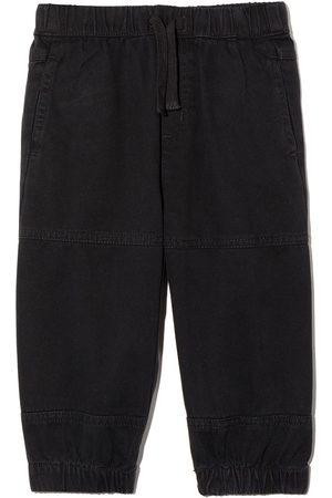 Stella McCartney Drawstring waist cargo trousers