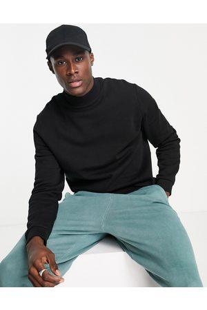 ASOS Men Turtlenecks - Sweatshirt with turtle neck in