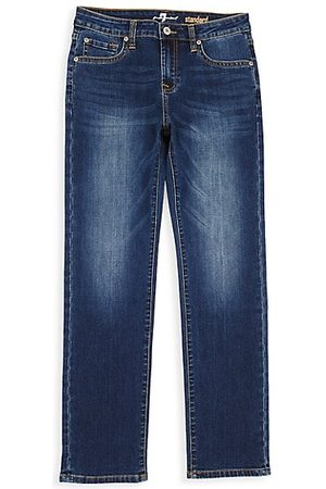 7 for all Mankind Boys Straight - Little Boy's & Boy's Standard Straight Jeans