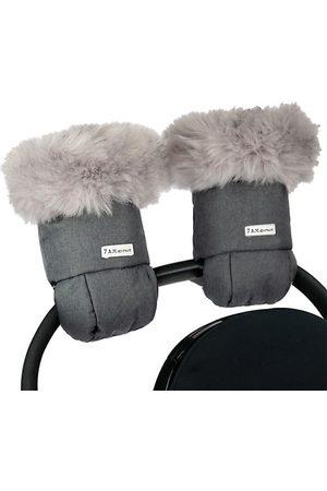 7AM Gloves - Warmmuffs® Plush Tundra Attachable Stroller Gloves