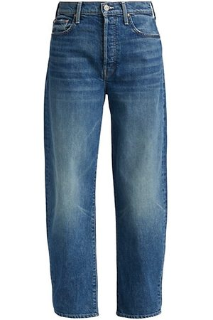 Mother Women Stretch - The Curbside Ankle Jeans