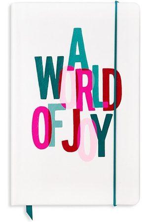 Kate Spade World Of Joy Take Note Large Notebook