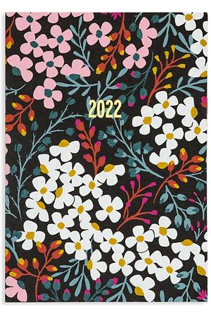 Kate Spade Fall Floral 12-Month Bookbound Planner