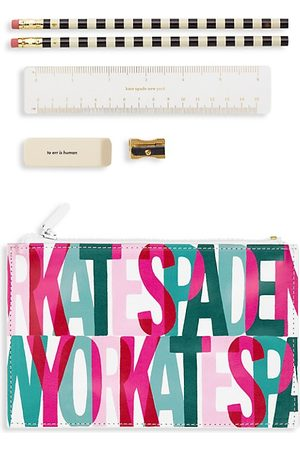 Kate Spade Wallets - Layered Logo Pencil Pouch Set