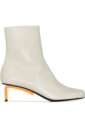 OFF-WHITE Women Boots - OFF WHITE ALLEN XX MH ANKL BT THN ORNG H