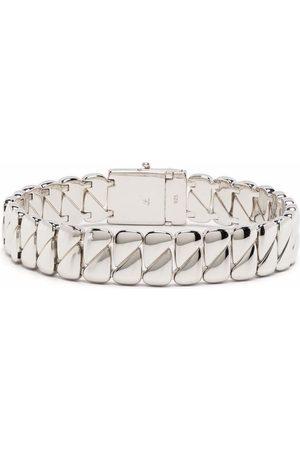 TOM WOOD Bracelets - Drop chunky sterling- bracelet