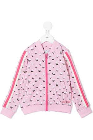 The Marc Jacobs Seashell print track jacket