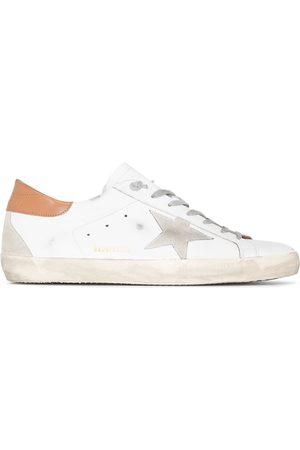 Golden Goose Men Sneakers - SUPER STAR WHT SNKR