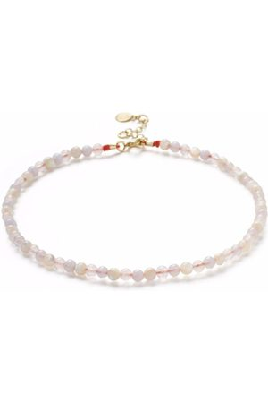 The Alkemistry Women Anklets - 18kt yellow multi-stone anklet