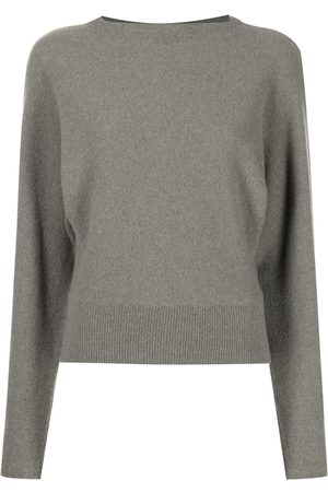 Equipment Suzanne ribbed-edge jumper