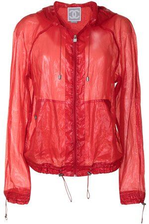 CHANEL 2006 Sports Line rain jacket