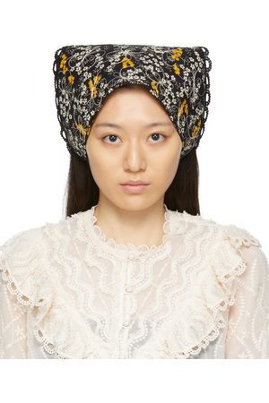 Anna Sui Women Hijabs - Quilted Head Scarf