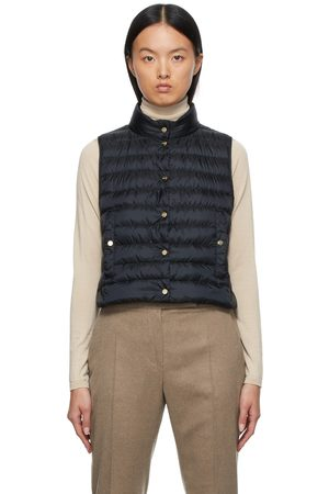 Max Mara Women Camisoles - Down-filled Quilted Trej Vest