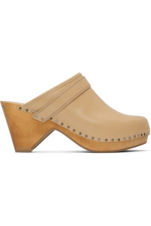Isabel Marant Women Casual Shoes - Tholas Studded Clogs