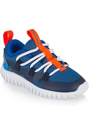 New Balance Boys Sneakers - Little Boy's Playgruv Sneakers