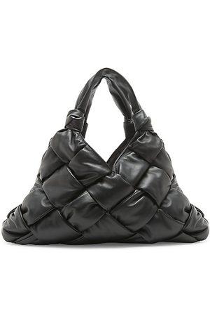 Bottega Veneta Women Handbags - Maxi Intrecciato Leather Tote