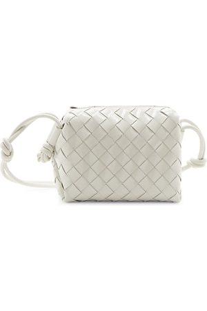 Bottega Veneta Women Handbags - Medium Nodini Leather Crossbody Bag