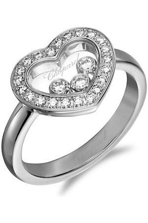 Chopard Happy Diamonds Icons 18K & Diamond Heart Ring