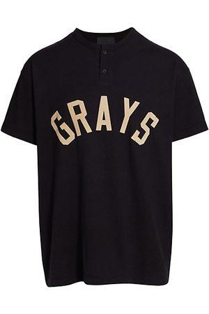 FEAR OF GOD Grays Henley Shirt