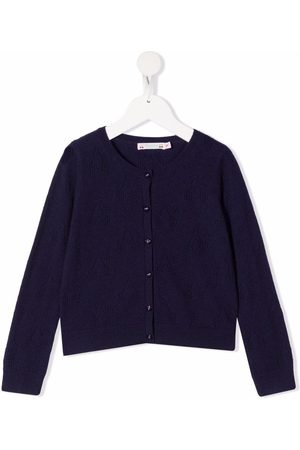 BONPOINT Fine-knit cashmere cardigan