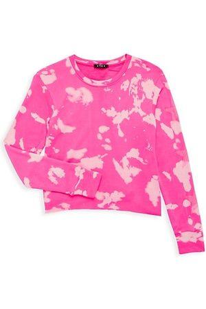 Flowers By Zoe Girl's Bleached Stars Sweatshirt