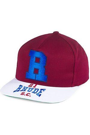 R H U D E Men Hats - Logo Snapback Hat