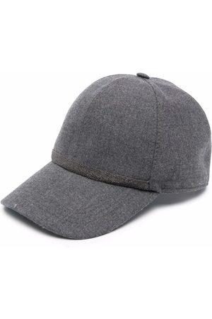 Brunello Cucinelli Adjustable slip-on cap