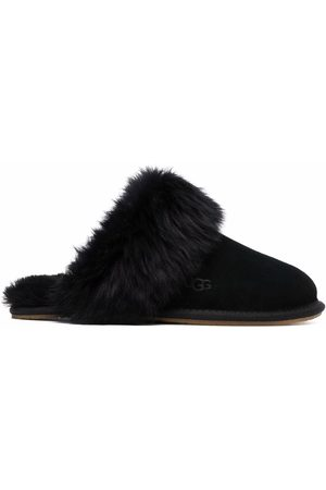 UGG Women Slippers - Scuff Sis suede slippers