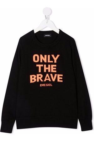 Diesel Only The Brave knit jumper
