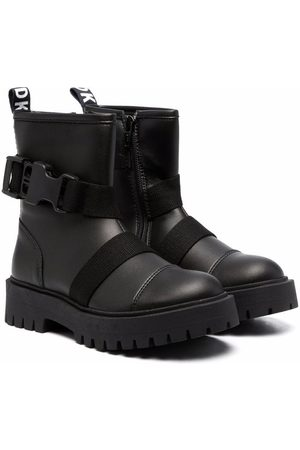 DKNY Girls Ankle Boots - Buckled ankle boots