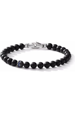 David Yurman Men Bracelets - Spiritual Beads pavé accent 6mm bracelet